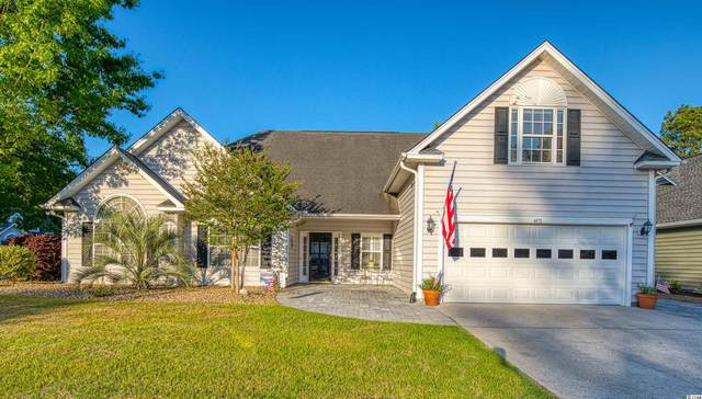 4171 Setter Ct., Myrtle Beach, SC 29579 (MLS #2108233) :: The Greg Sisson Team