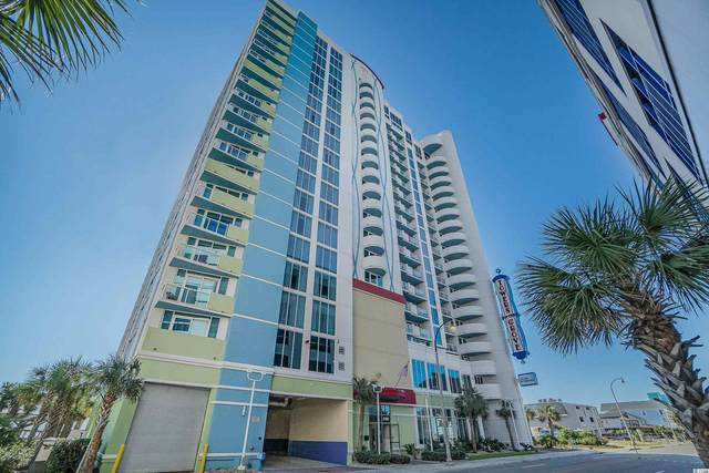 2100 North Ocean Blvd. #1737, North Myrtle Beach, SC 29582 (MLS #2108248) :: Jerry Pinkas Real Estate Experts, Inc