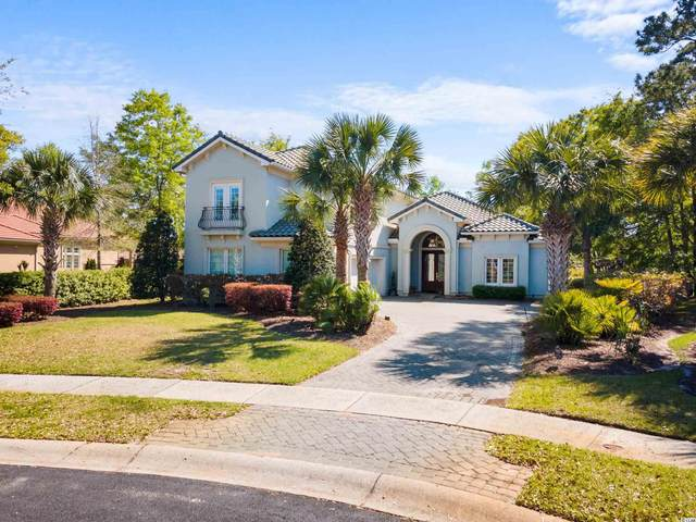 1525 Genoa Ct., Myrtle Beach, SC 29579 (MLS #2108253) :: Duncan Group Properties