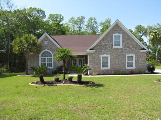 332 Capers Creek Dr., Myrtle Beach, SC 29579 (MLS #2108255) :: Duncan Group Properties