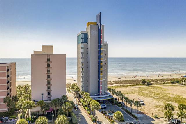 1708 Ocean Blvd. N #400, Myrtle Beach, SC 29577 (MLS #2108261) :: Team Amanda & Co