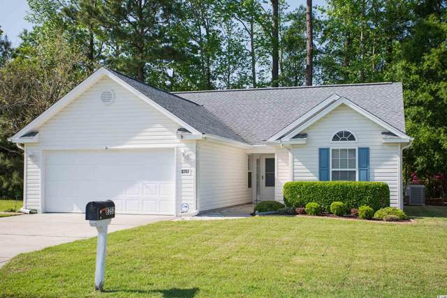 8252 Tartan Ln., Myrtle Beach, SC 29588 (MLS #2108270) :: Duncan Group Properties