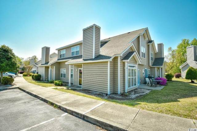 503 20th Ave. N 35-B, North Myrtle Beach, SC 29582 (MLS #2108279) :: James W. Smith Real Estate Co.