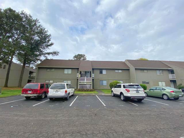 2000 Greens Blvd. 14A, Myrtle Beach, SC 29577 (MLS #2108280) :: Dunes Realty Sales