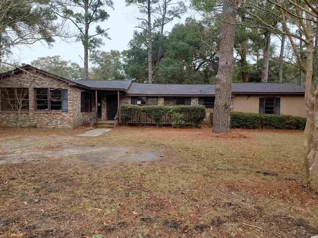 1659 Edgewood Dr., Little River, SC 29566 (MLS #2108289) :: The Lachicotte Company