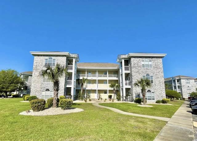 4687 Wild Iris Dr. #205, Myrtle Beach, SC 29577 (MLS #2108294) :: Duncan Group Properties