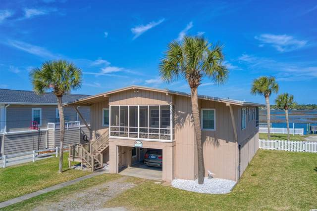 1340 S Waccamaw Dr., Garden City Beach, SC 29576 (MLS #2108296) :: Surfside Realty Company