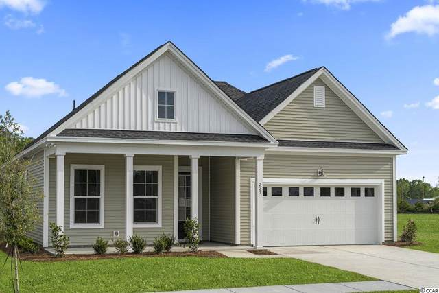 153 Tidal Dr., Murrells Inlet, SC 29576 (MLS #2108307) :: The Lachicotte Company