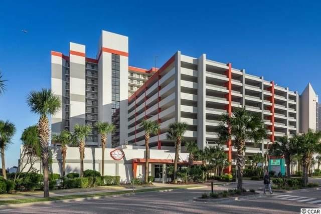 7200 N Ocean Blvd. #1461, Myrtle Beach, SC 29577 (MLS #2108308) :: Hawkeye Realty
