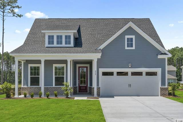 256 Yellow Rail St., Murrells Inlet, SC 29576 (MLS #2108310) :: The Lachicotte Company
