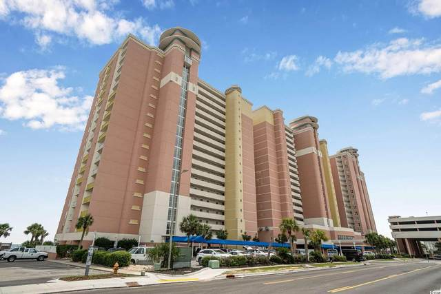 2711 S Ocean Blvd. #511, North Myrtle Beach, SC 29582 (MLS #2108311) :: James W. Smith Real Estate Co.
