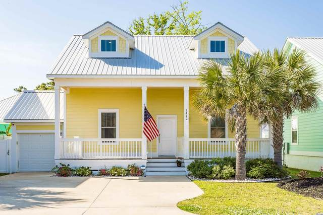 1412 Poplar Dr. S, Surfside Beach, SC 29575 (MLS #2108313) :: Duncan Group Properties