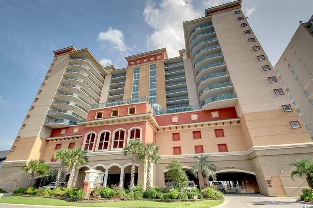 1321 S Ocean Blvd. #1207, North Myrtle Beach, SC 29582 (MLS #2108319) :: Dunes Realty Sales