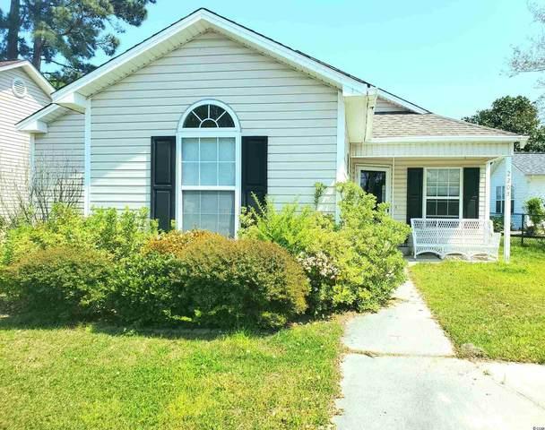 2205 Wedgewood Dr., Longs, SC 29568 (MLS #2108329) :: Duncan Group Properties