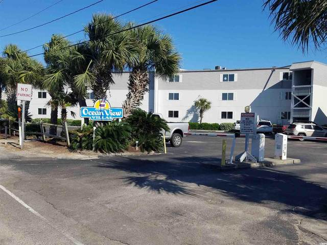 6302 Ocean Blvd. N O-2, North Myrtle Beach, SC 29582 (MLS #2108340) :: Armand R Roux | Real Estate Buy The Coast LLC