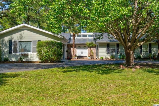 1916 Raccoon Ln., Surfside Beach, SC 29575 (MLS #2108341) :: The Lachicotte Company