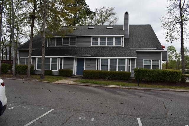 1202 Benna Dr. G, Myrtle Beach, SC 29577 (MLS #2108352) :: Jerry Pinkas Real Estate Experts, Inc