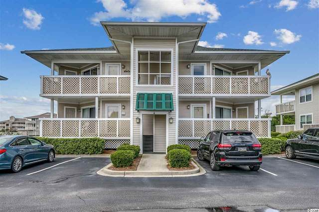 301 Shorehaven Dr. 6D, North Myrtle Beach, SC 29582 (MLS #2108355) :: Surfside Realty Company