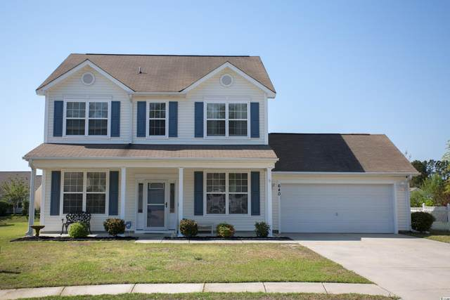 640 Brynfield Dr., Myrtle Beach, SC 29588 (MLS #2108359) :: James W. Smith Real Estate Co.