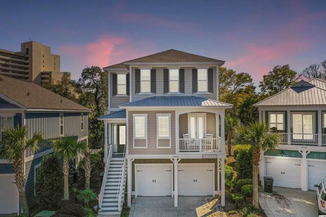 4958 Salt Creek Ct., North Myrtle Beach, SC 29582 (MLS #2108375) :: The Lachicotte Company