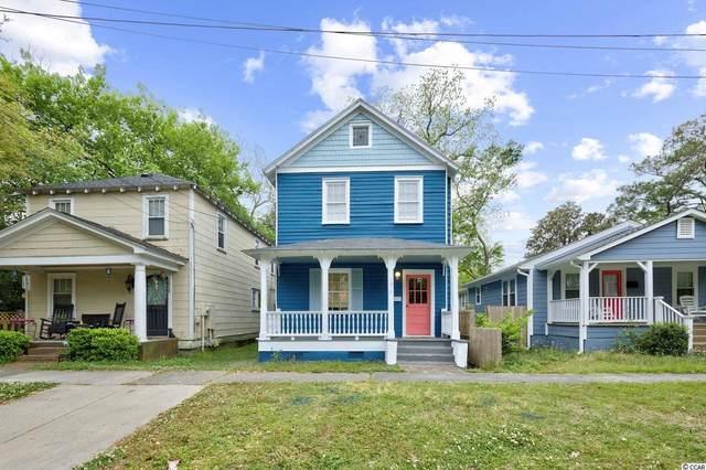 1017 Duke St., Georgetown, SC 29440 (MLS #2108377) :: James W. Smith Real Estate Co.