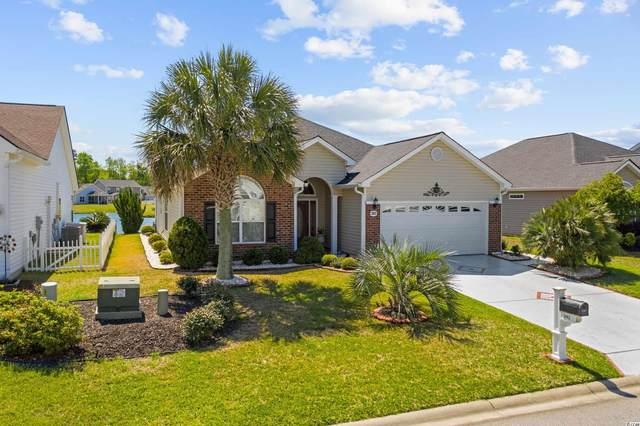 392 Sea Turtle Dr., Myrtle Beach, SC 29588 (MLS #2108378) :: Hawkeye Realty