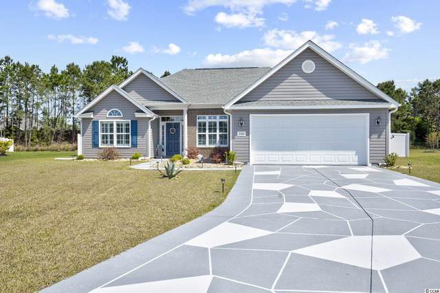 320 Turning Pines Loop, Myrtle Beach, SC 29579 (MLS #2108396) :: Hawkeye Realty