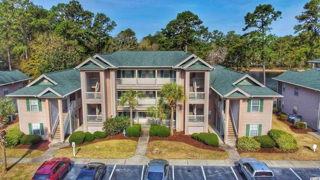 45 Pinehurst Dr. 2G, Pawleys Island, SC 29585 (MLS #2108397) :: James W. Smith Real Estate Co.