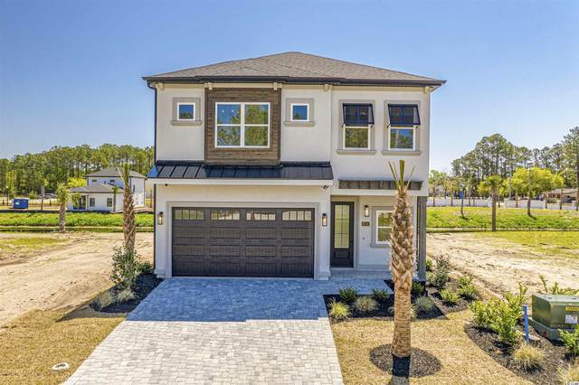 6718 Ocean Breeze Loop, Myrtle Beach, SC 29572 (MLS #2108398) :: Hawkeye Realty