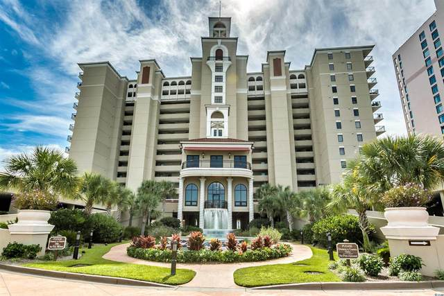 5310 N Ocean Blvd. #1205, Myrtle Beach, SC 29577 (MLS #2108401) :: Hawkeye Realty
