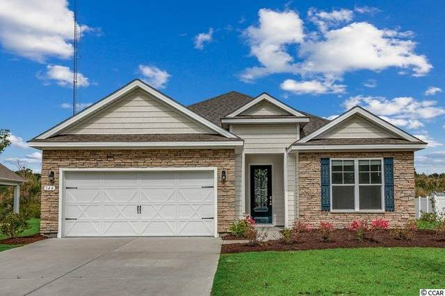 144 Bucky Loop, Murrells Inlet, SC 29576 (MLS #2108409) :: Team Amanda & Co
