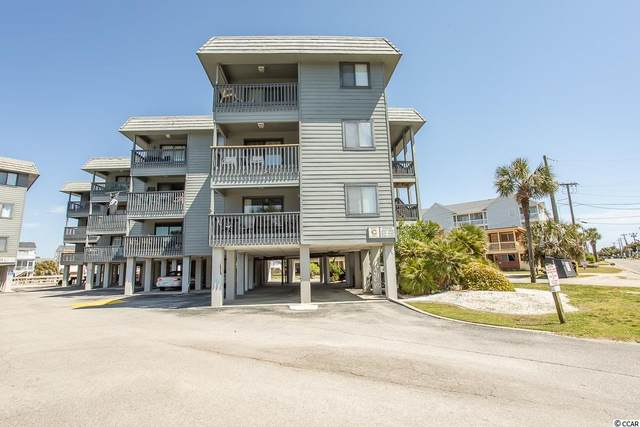 6001 N Ocean Blvd. #237, North Myrtle Beach, SC 29582 (MLS #2108410) :: Hawkeye Realty