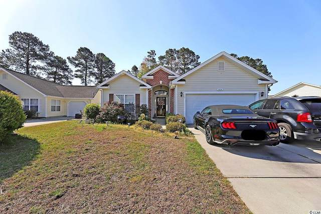 169 Barclay Dr., Myrtle Beach, SC 29579 (MLS #2108413) :: Hawkeye Realty
