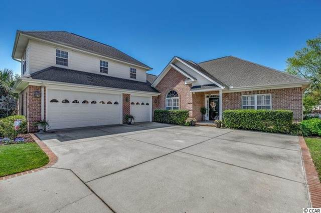 705 Compass Point Dr., North Myrtle Beach, SC 29582 (MLS #2108414) :: Sloan Realty Group
