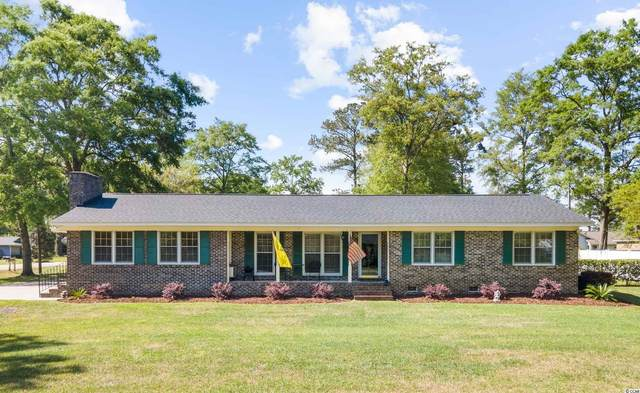 1204 Wake Forest Rd., Conway, SC 29526 (MLS #2108417) :: Hawkeye Realty