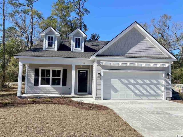3026 Millstone Place, Georgetown, SC 29440 (MLS #2108419) :: Hawkeye Realty