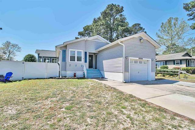 4084 Pine Dr., Little River, SC 29566 (MLS #2108423) :: Hawkeye Realty
