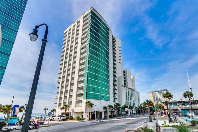 201 S Ocean Blvd. #1020, Myrtle Beach, SC 29577 (MLS #2108442) :: Welcome Home Realty