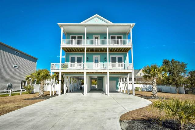 1203 N Ocean Blvd., North Myrtle Beach, SC 29582 (MLS #2108451) :: Sloan Realty Group