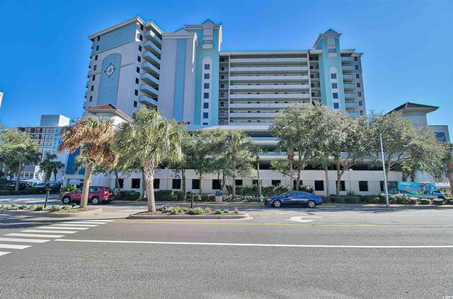 2301 S Ocean Blvd. #624, Myrtle Beach, SC 29577 (MLS #2108464) :: The Hoffman Group