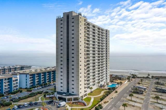 5905 S Kings Hwy. #608, Myrtle Beach, SC 29575 (MLS #2108467) :: Sloan Realty Group