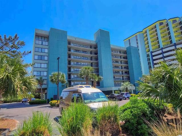 6810 N Ocean Blvd. #303, Myrtle Beach, SC 29572 (MLS #2108473) :: The Lachicotte Company