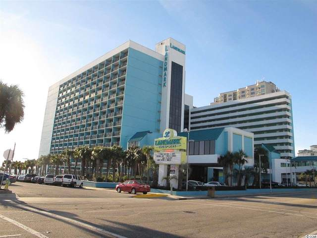 1501 S Ocean Blvd. #633, Myrtle Beach, SC 29577 (MLS #2108478) :: The Lachicotte Company
