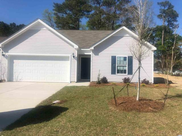 124 Hampton Park Circle, Myrtle Beach, SC 29588 (MLS #2108485) :: Armand R Roux | Real Estate Buy The Coast LLC