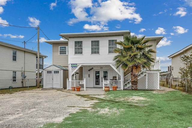 208 Dogwood Dr. S, Garden City Beach, SC 29576 (MLS #2108487) :: The Lachicotte Company