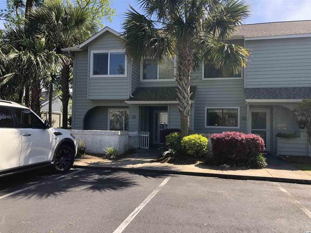 98 Shadow Moss Pl. #98, North Myrtle Beach, SC 29582 (MLS #2108488) :: The Lachicotte Company
