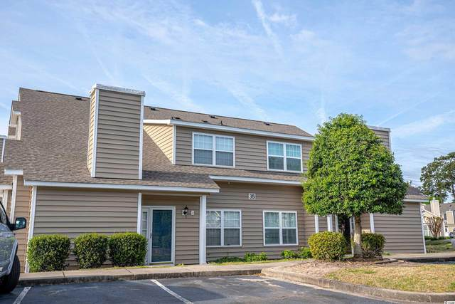 503 20th Ave. N 35A, North Myrtle Beach, SC 29582 (MLS #2108489) :: The Lachicotte Company