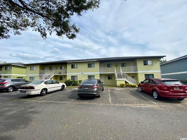1301 Pridgen Rd. #1003, Myrtle Beach, SC 29577 (MLS #2108492) :: The Greg Sisson Team