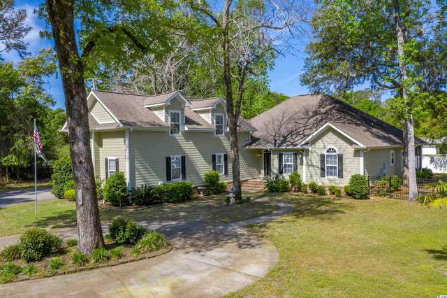 5394 Berkeley Ct., Murrells Inlet, SC 29576 (MLS #2108497) :: Surfside Realty Company