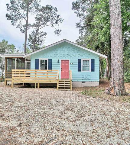 68 Channel Bluff Ave., Pawleys Island, SC 29585 (MLS #2108498) :: Duncan Group Properties